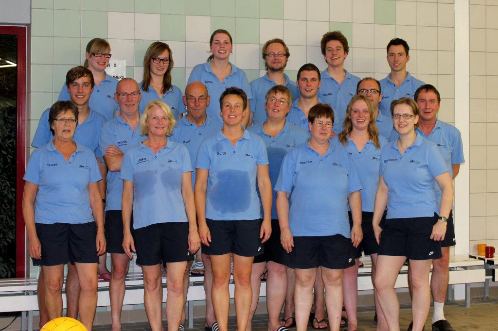 NZRB Team Foto